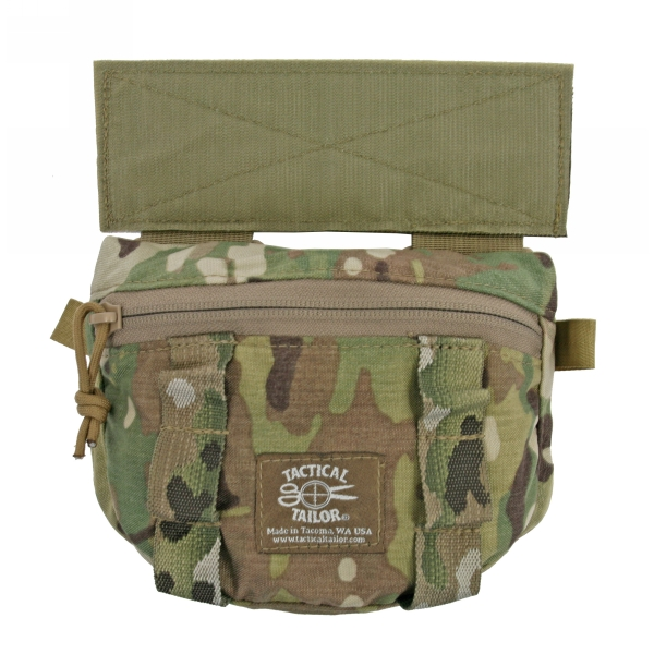 Plate Carrier Lower Accessory Pouch