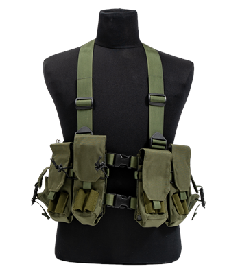 Outdoor Tactical Vest Wireless Call Machine Vest Vest Chest Bag Holster Bag Climbing Bags